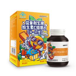 益普利生牌维生素C咀嚼片(4-17岁)